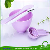 Skin Care DIY Facial Mask Bowl Spatula Spoon Set