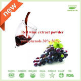 100% Natural Red Grape Wine Extract Powder