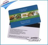 Double Side Printing Hico Membership PVC Magnetic Swipe Card