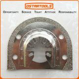 70mm (2-3/4′′) Diamond Oscillating Flush Cut Multi Tool Blade