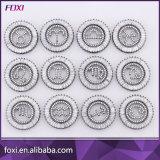 Round Shape Zodiac Signs Pendant Necklace