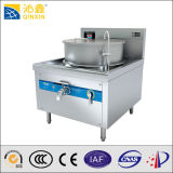 Large Power 20kw Factory Industrial Induction Soup Cooker