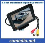 High Quality 4.3inch Digital Rear View Car LCD Monitor