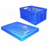 Plastic Foldable Crate, Storage Container (PKL-1)