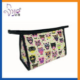 New Canvas Cosmetic Bag Women Makeup Bags with Printing
