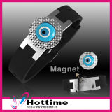 Top Sale Magnetic Evil Eye Bracelet (CP-JS-GGW-001)