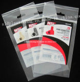 PE Ziploc Header Bag with Europe Hole Hang (L036-P)