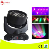 LED Moving Head 19PCS RGBW 4in1 Wall Wash Beam Light