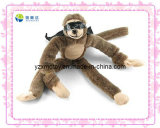 Plush Long Arma and Long Legs Screaming Monkey (XMD-0116C)