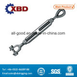 Carbon Steel Drop Forged Galvanized Us Type Fastener Jaw& Eye Wire Rope Turnbuckle