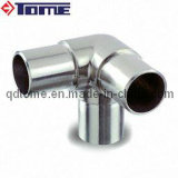Stainless Steel 90 Degree Tee Elbow Tube Connector