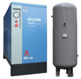 Air Tank and Dryer for Compressed Air System