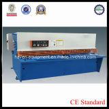 QC12Y-20X2500hydraulic Swing Beam Metal Plate Shearing Machine