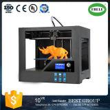 Metal Fdm Desktop Level 3D Printers Speediness