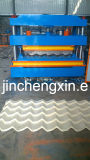 Metel Tile Forming Machine