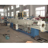 20-63mm Plastic PVC Pipe Extrusion Line Machinery with Self Extinguishing