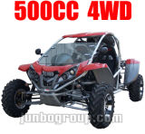 4WD Go Kart, Buggy 4x4 500cc with Shaft Drive Go Cart (DR680)