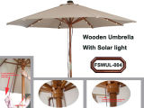 Umbrella with Solar Light (FSWUL-004)