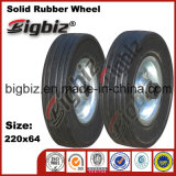 Wholesale 220X64 Solid Rubber Wheel.