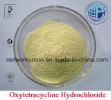 Oxytetracycline Hydrochloride (Oxytetracycline HCl) CAS: 2058-46-0 Veterinary Medicine