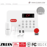 Home GSM Burglar Alarm System with 8 Wireless