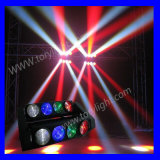 Night Club LED DJ 8*10W LED RGBW Spider Light