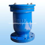 Cast Iron/Ductile Iron Single Ball Air Valve-Flanged End