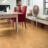 Mirror Surface Laminate Flooring CE AC4 HDF Parquet