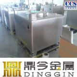Oil IBC Containers in Stainless Steel Material