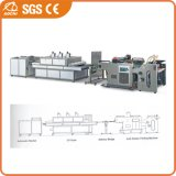 Automatic UV Spot Screen Printing Production Line (FB-1020)