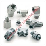 Steel Thread Pipe Connecters for Water Pipe