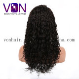 100% Brazilian Natural Hair Curly with Factory Wholesale Price Full Lace Wigs