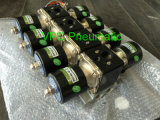 "Air Suspension Valve Air Bag Valve Brass 10mm (3/8"") Orifice 200psi 8-Cyl Air-Engine Manifold Valve"