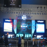 P3 Indoor Rental Full Color Die-Casting LED Display Screen Panel Board China Factory