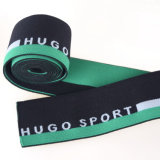 Thin 4 Inch Polyester/Nylon/Textile Elastic Ribbon for Bags