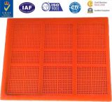 PU Mesh Screen for Mineral Separation Urethane Panel PU Screen Plate
