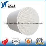 Catalyst Coated Ceramic Honeycomb Used in Vehicle