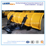 China Supplier Electric Snow Pusher with Hydraulic System