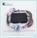 Customized Compact 1X6 Ports Fiber Splitter for EDFA System