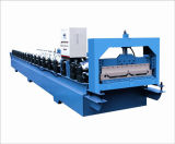 Fully Automatic Joint-Hidden Roll Forming Machine (JK760)