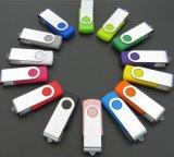 Wholesale Rotary USB Flash Drive Metal Mini Small Gift 128MB-128GB