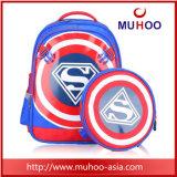 Nylon Cartoon School Bag Backpacks for Boys