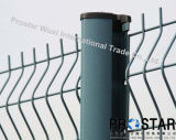 3D Panel Welded Wire Mesh Fence with V Folds