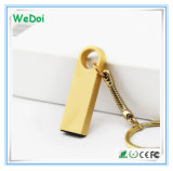 Waterproof Mini Metal USB Flash Drive with OEM Logo (WY-MI19)