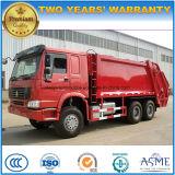 Sinotruk HOWO Waste Collect Truck 20 Cbm-25 Cbm Heavy Garbage Compactor Truck