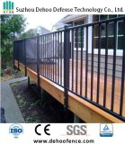 modern Simple Elegant Powder Coated Deck Fence