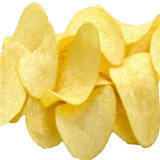 Fabricated Potato Chips Processing Line with Capacity 200kg/H