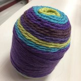 Long Space Printing Acrylic Yarn (JD9768)