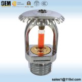 1/2 Inch 57 Degree Standard Response K5.6 Upright Fire Sprinkler
