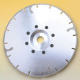 Cutting Electroplated Diamond Stainless Steel Blade